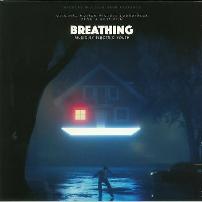 ELECTRIC YOUTH - Breathing (Soundtrack) - Vinyl (gatefold red vinyl LP)