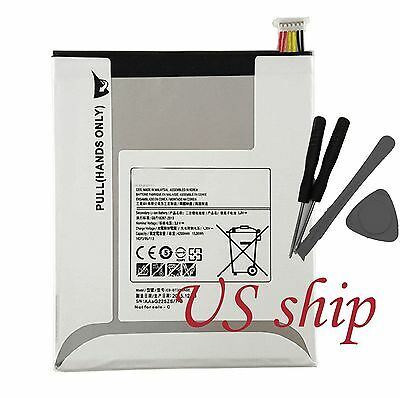 """Samsung EB-BT355ABE Battery-L for Galaxy Tab A 8"""" SM-T350 T355 T357 + open tools"""