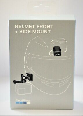 GoPro Helmet Front and Side Mount AHFSM-001 for ALL GOPRO HERO7 HERO6 HERO5 HERO