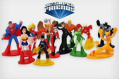 Super Heroes Cake Toppers / Figures