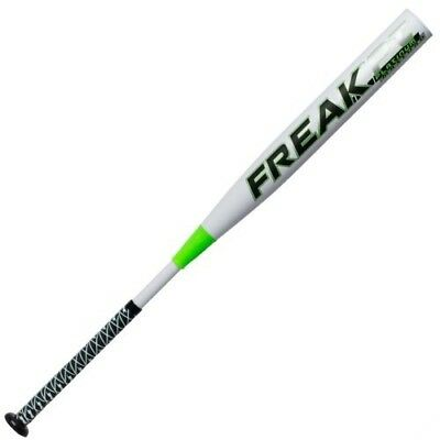 (34 inch830ml) - 2017 Miken Freak Platinum Maxload ASA. Delivery is Free
