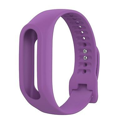 (Purple) - Replacement band for TomTom Touch, Silicone Fitness Tracker
