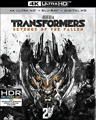 Transformers 2: Revenge of the Fallen (4K Ultra HD)(UHD)(Atmos)(Dolby Vision)