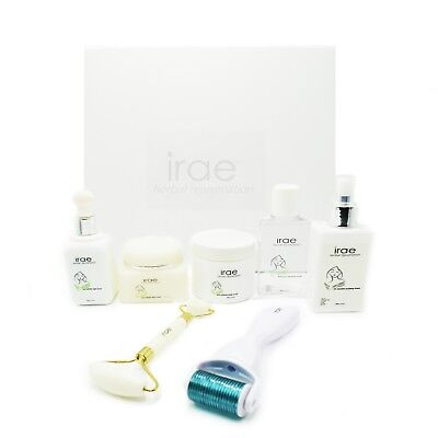 Anti Cellulite Ultimate Derma Roller Therapy Gift Set Luxury White Display Box