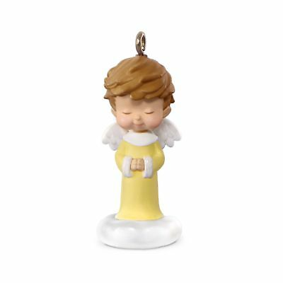 Hallmark 2017 Honeysuckle Mary's Angels Christmas Ornament