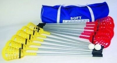 (Stick) - LACROSSE FLOOR GAME SOFT LACROSSE SET SPARE PARTS ONLY STICK OR BALL