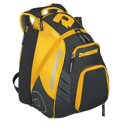(lightgold) - DeMarini Voodoo Rebirth Backpack. DeMarini Sports