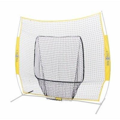 (yellow) - Bownet Big Mouth Replacement Net. Delivery is Free