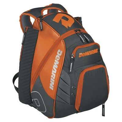 (orange) - DeMarini Voodoo Rebirth Backpack. DeMarini Sports. Shipping is Free