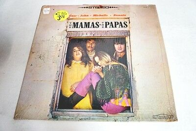 64513b0919 THE MAMAS & THE PAPAS Deliver, original Dunhill mono vinyl LP, G+ ...