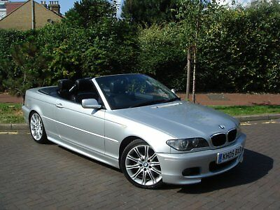 2005 bmw 320 ci se convertible picclick uk. Black Bedroom Furniture Sets. Home Design Ideas
