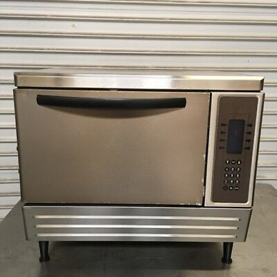 Rapid Accelerated Cook Convection Microwave Oven TurboChef NGC #7341 Commercial