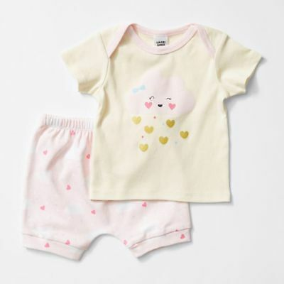 NEW Baby Cloud Pyjama Set