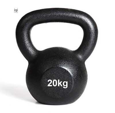 Kettlebell 20kg cast Kettlebell. IQI. Shipping Included