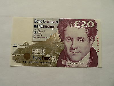 Banknote Irland 20 Pounds 1992