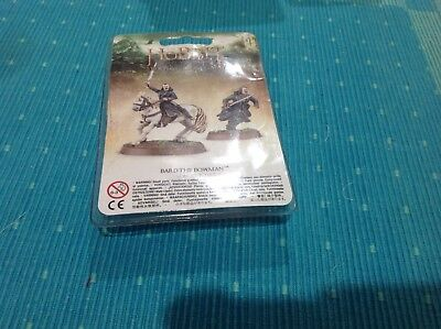 Bard The Bowman Foot And Mounted The Hobbit Strategy Battle Game Games Workshop
