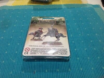 Thranduil Foot And Mounted The Hobbit Strategy Battle Game Games Workshop BNIB
