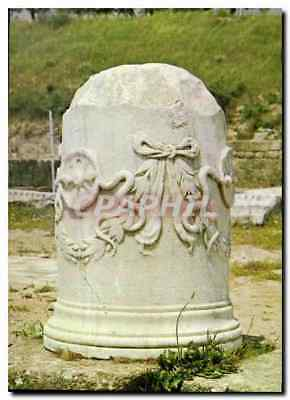 CPM Yilanti Sutun Column with snake Serpent