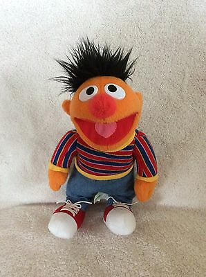 Sesame Place Ernie Plush Stuffed Toy