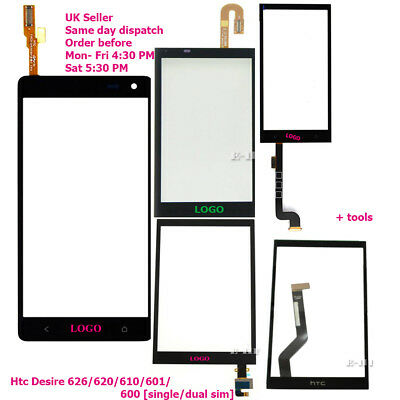 Touch Screen Digitizer Glass for HTC Desire 626 620 610 601 600 (single/dual)sim