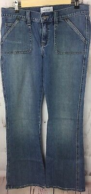 Abercrombie and Fitch Womens Jeans Size 8 This is an Original Flare Leg