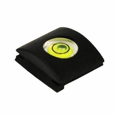 Flash Hot Shoe Cover Cap Bubble Spirit Level for Canon Nikon Olympus Sony camera