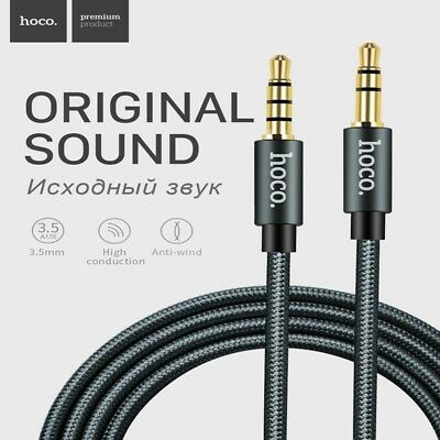 AUX AUXILIARY 3.5mm Cable Male to Male Car Audio Cord For iPhone Samsung HTC LG