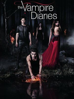 Vampire Diaries (The) - Stagione 05 (5 Dvd) (DVD NUOVO)