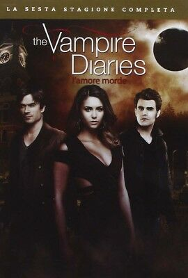 Vampire Diaries (The) - Stagione 06 (5 Dvd) (DVD NUOVO)