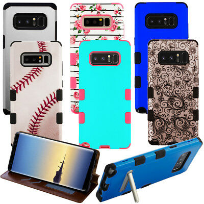 Samsung Galaxy Note 8 Hard Slim Cute Luxury Shockproof Hybrid Phone Case Cover