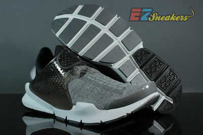 save off 4ebb4 e8f6f Nike Sock Dart Se Premium 859553-002 Dark Grey Black Ds Size  10
