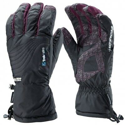 (Medium, Black) - Trekmates Women's Harrison Gloves. Free Shipping