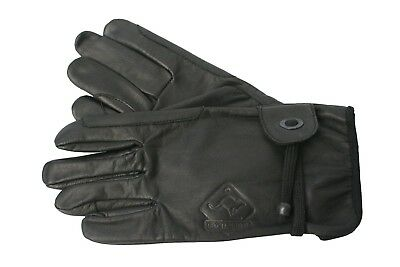 (Black, XL (9,5)) - Scippis Gloves Various Sizes. Best Price