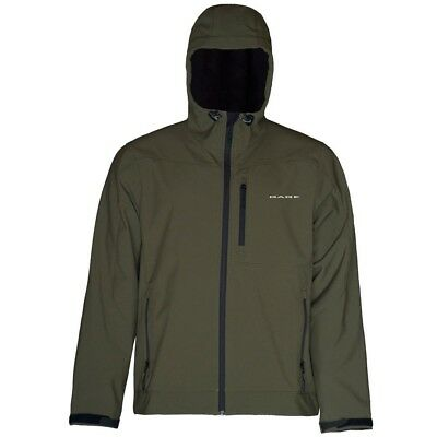 (Medium, Tarragon) - Grundens Gauge Midway Softshell Jacket. Delivery is Free