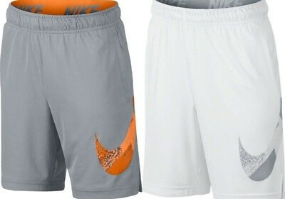 New Nike Boys' 8'' Dry Graphic Shorts Size Small, Medium, and XL