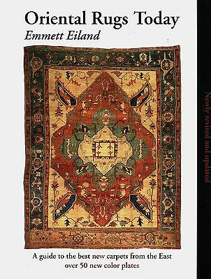 Contemporary Oriental Carpets Rugs from the East - Identification Buying / Book