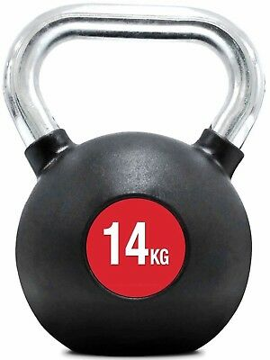 (14 Kgs) - Kemket Kettle Bell Weight – Choose Weight option from 4kg to 32kg-,