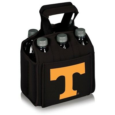 (Tennessee Volunteers) - NCAA Six Pack Cooler Tote. PICNIC TIME