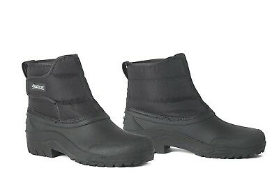 (33, Black) - Ovation Blizzard Paddock Boot. Shipping is Free