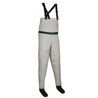 (Large Stout) - Allen Company Antero Breathable Stockingfoot Waders. Brand New