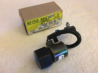 Nos Gm 5236-8527 Valve Cng Low 52368527