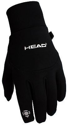 "Head Digital Sport Running Gloves with Sensatec ""Touch Screen Compatible"" XS"