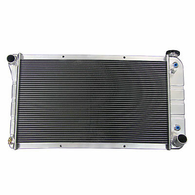3Row Alloy Radiator Fits GMC 35/3500 Pickup Truck / GMC K15/K1500 Pickup 68-72