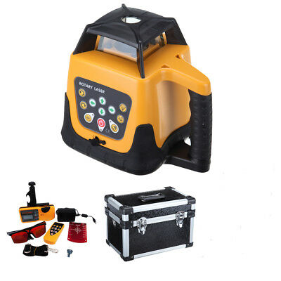 500m Construction Rotary Laser Level Automatic Self Leveling Rotary Laser Red