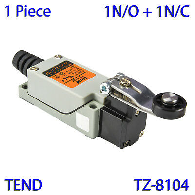 (1 PC) TZ-8104 TEND Compact Limit Switch 1NO and 1NC 4 Terminal 250V 5-Amp