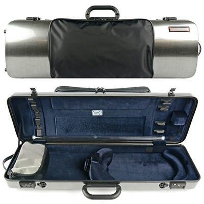 Violin Case - Bam Hightech Oblong with Pocket