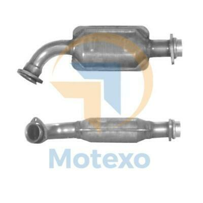 BM80125H Exhaust Approved Diesel Catalytic Converter 2yr Warranty Fitting Kit