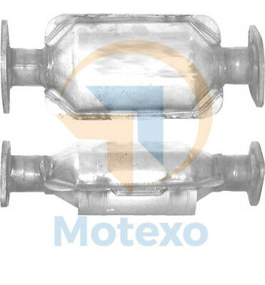BM91377H Exhaust Approved Petrol Catalytic Converter 2yr Warranty Fitting Kit