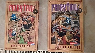 Fairy Tail Band 1-2