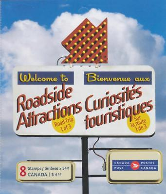 Canada 2009 #BK408 Roadside Attractions – 1 - Unused